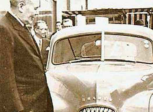 TheFirst All Australian Automobile
