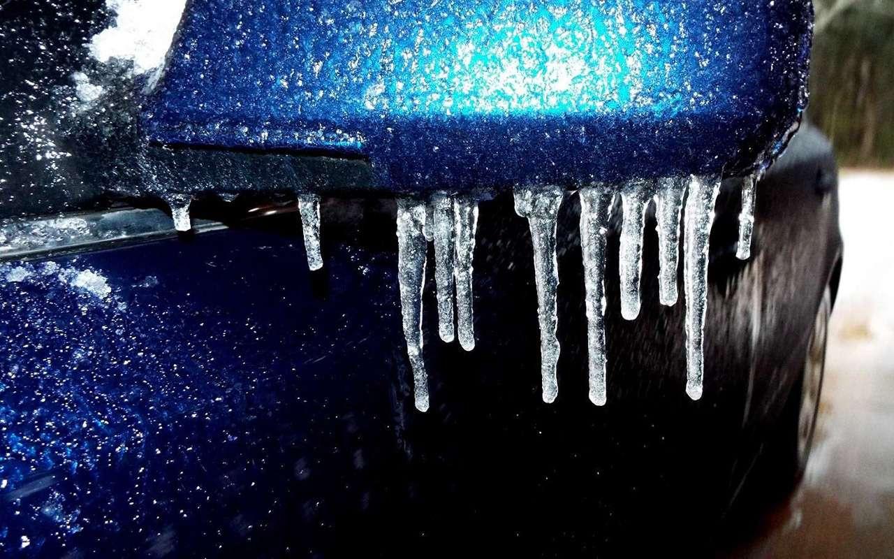 Что сломается увашей машины этой зимой— 9неприятностей— фото 815839