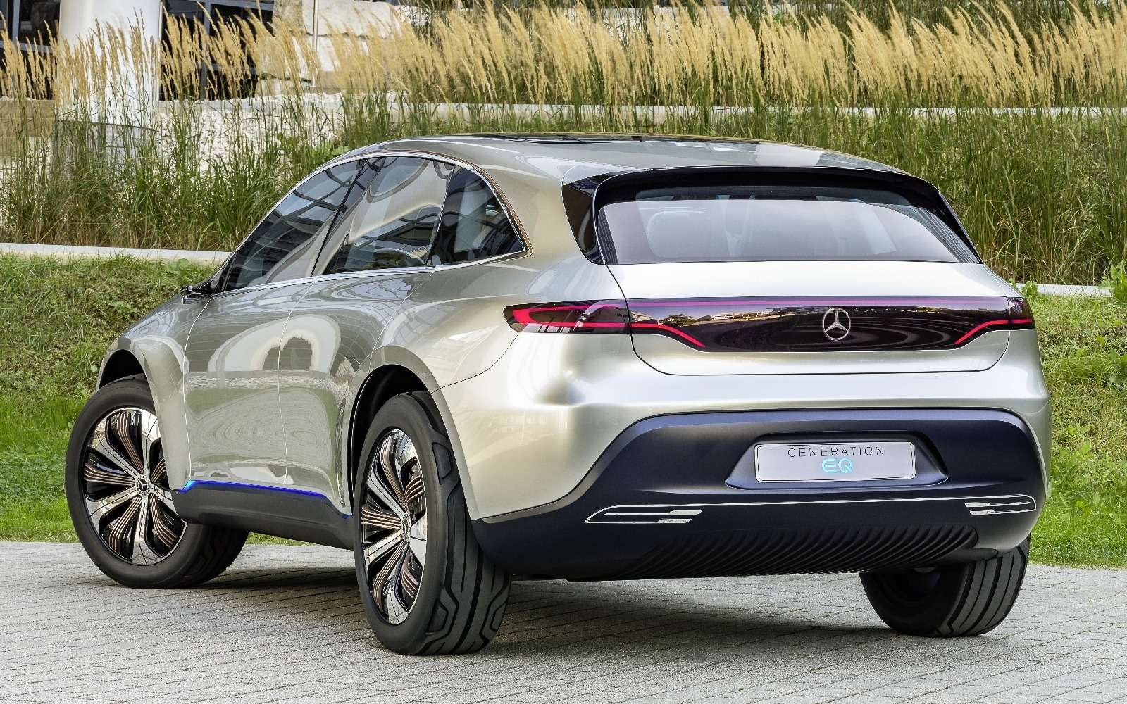 Mercedes-Benz Generation EQ: поколение чистоты— фото 641693