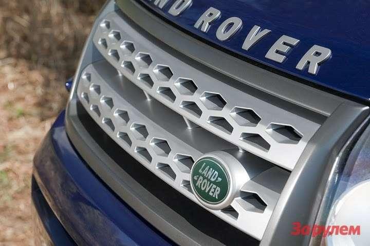 Land Rover Freelander 22011 модельного года
