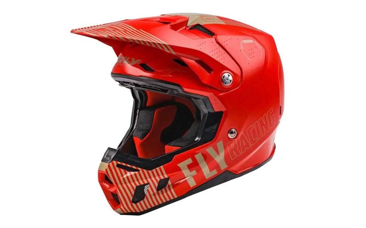 6 лучших шлемов дляэндуро. Отдоступных додорогих— фото 1229316