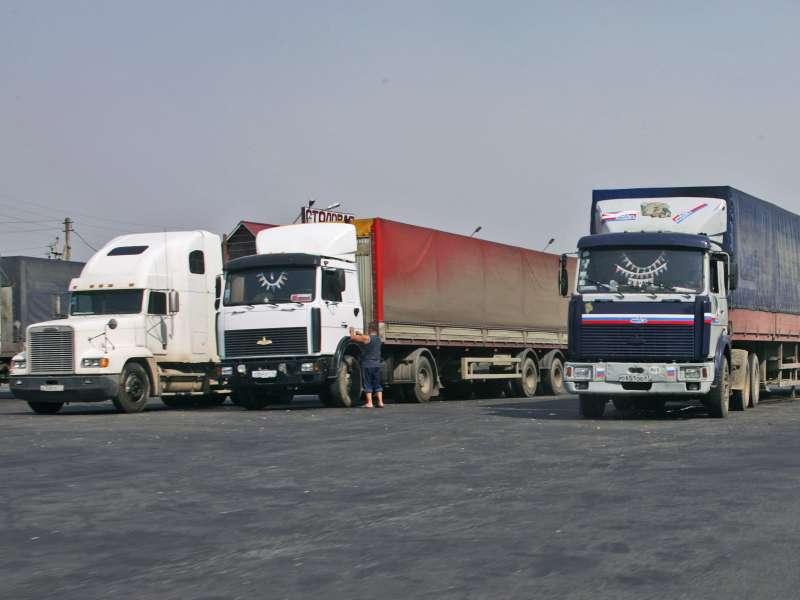 Строительство транзитной автомагистрали изЕвропы вКитай затягивается из-за России