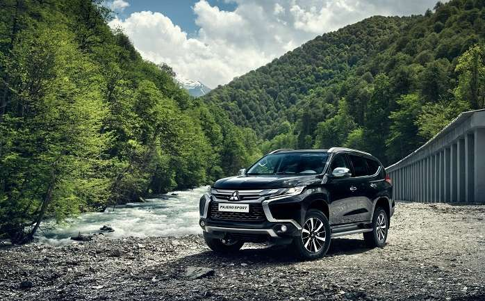 Mitsubishi объявила старт продаж ицены наPajero Sport— фото 609556