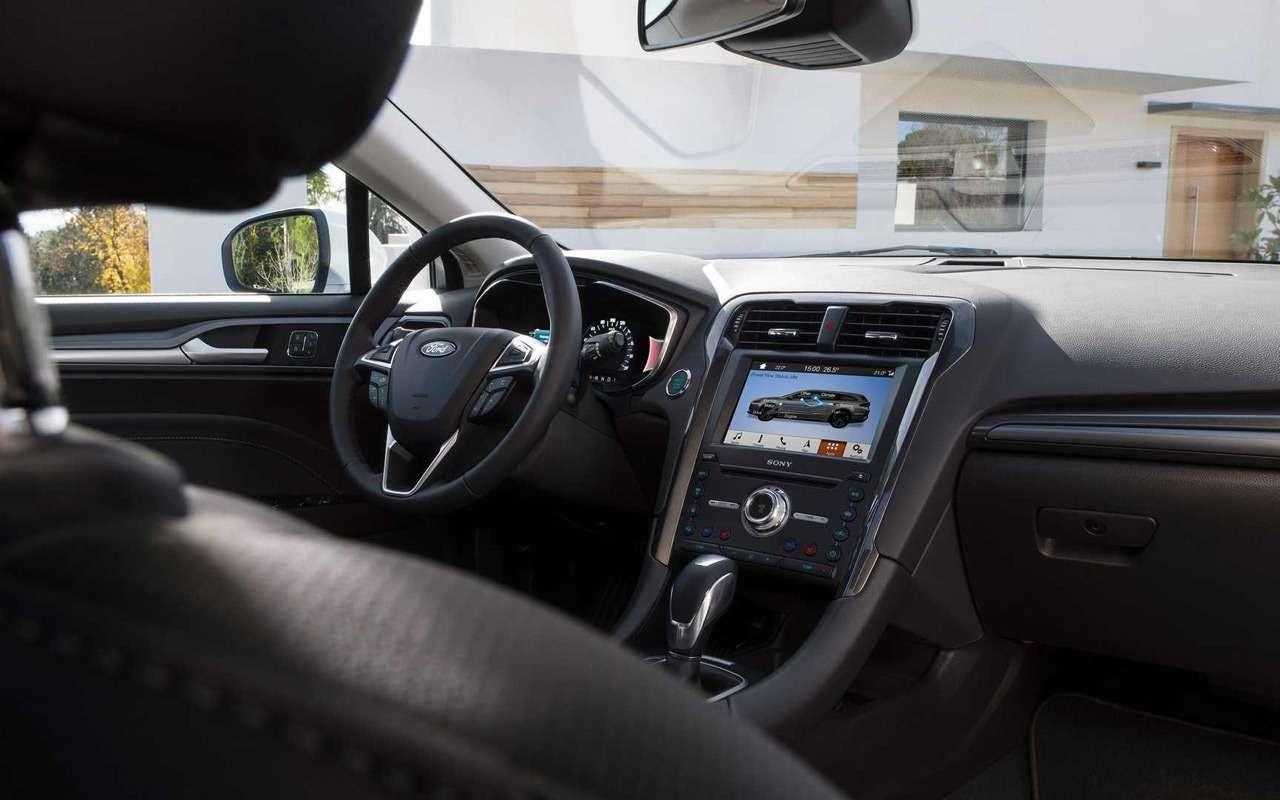 Ford Mondeo получил новые моторы иавтомат— фото 941297