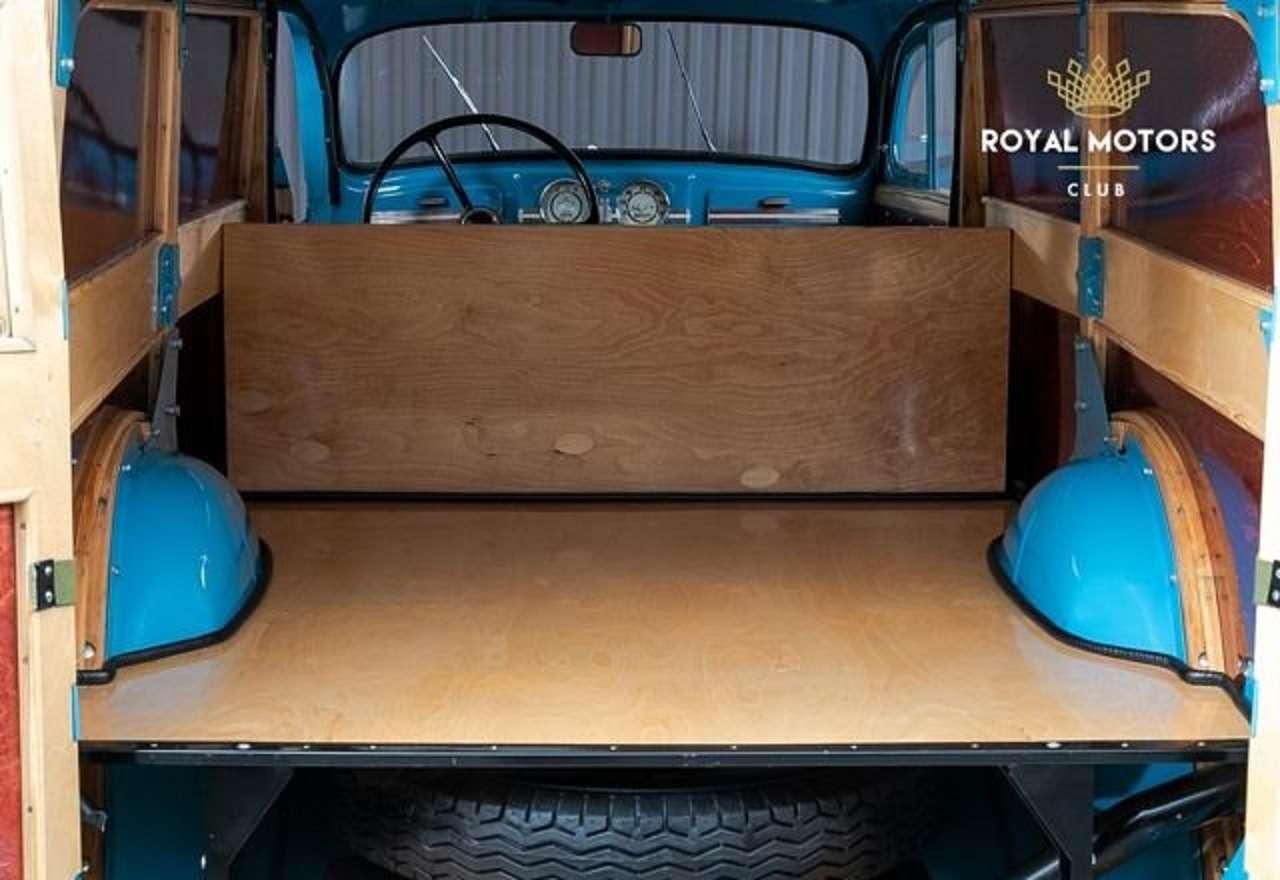 Продают «деревянный» Москвич. Всего 2,5млн руб.— фото 1224549