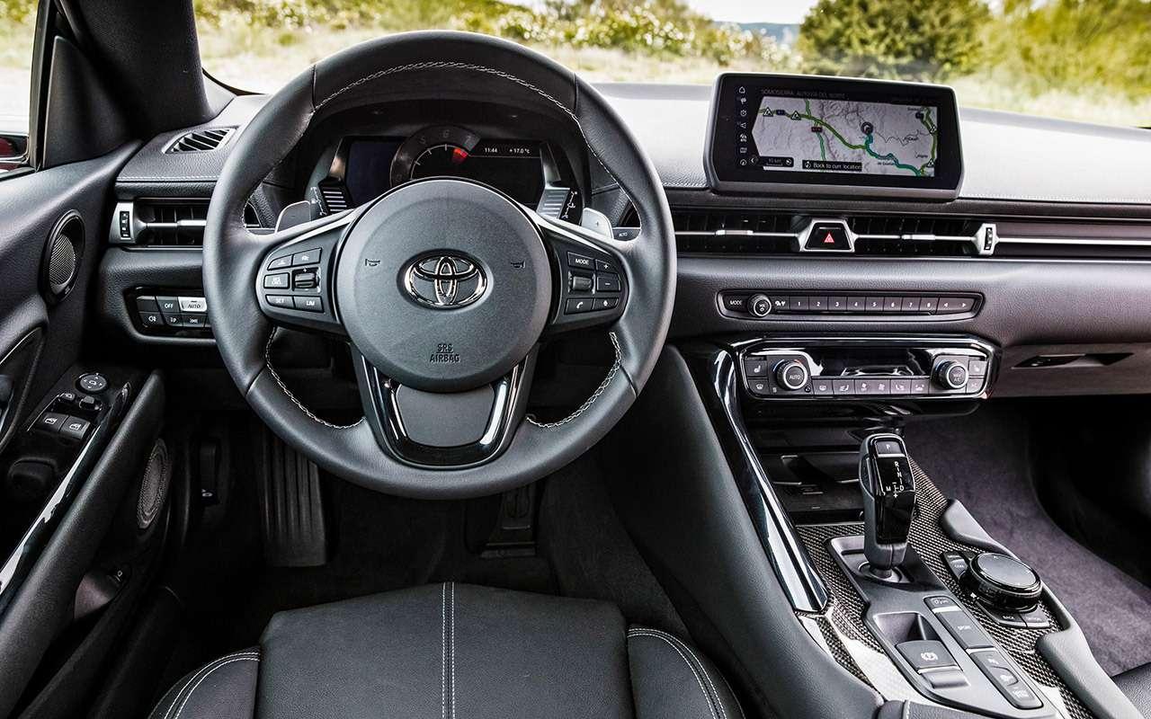 Новая модель Toyota: эксклюзивный тест-драйв— фото 982402