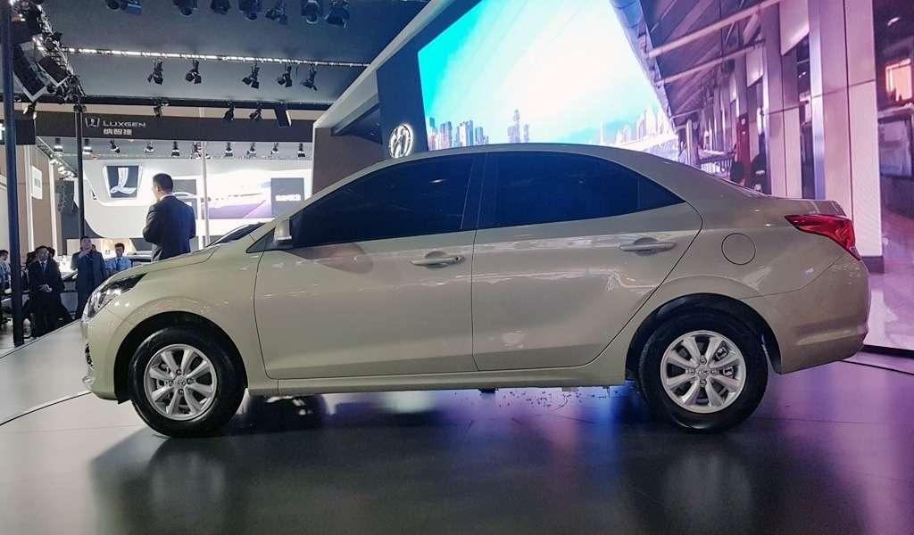 Дешевле некуда: представлен новый бюджетный седан Hyundai Reina— фото 762681