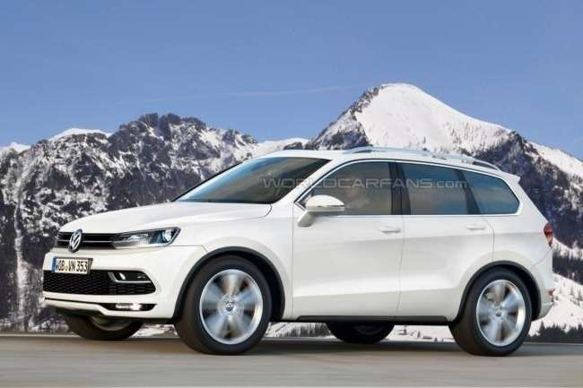New Volkswagen B-SUV rendering side-front view_no_copyright