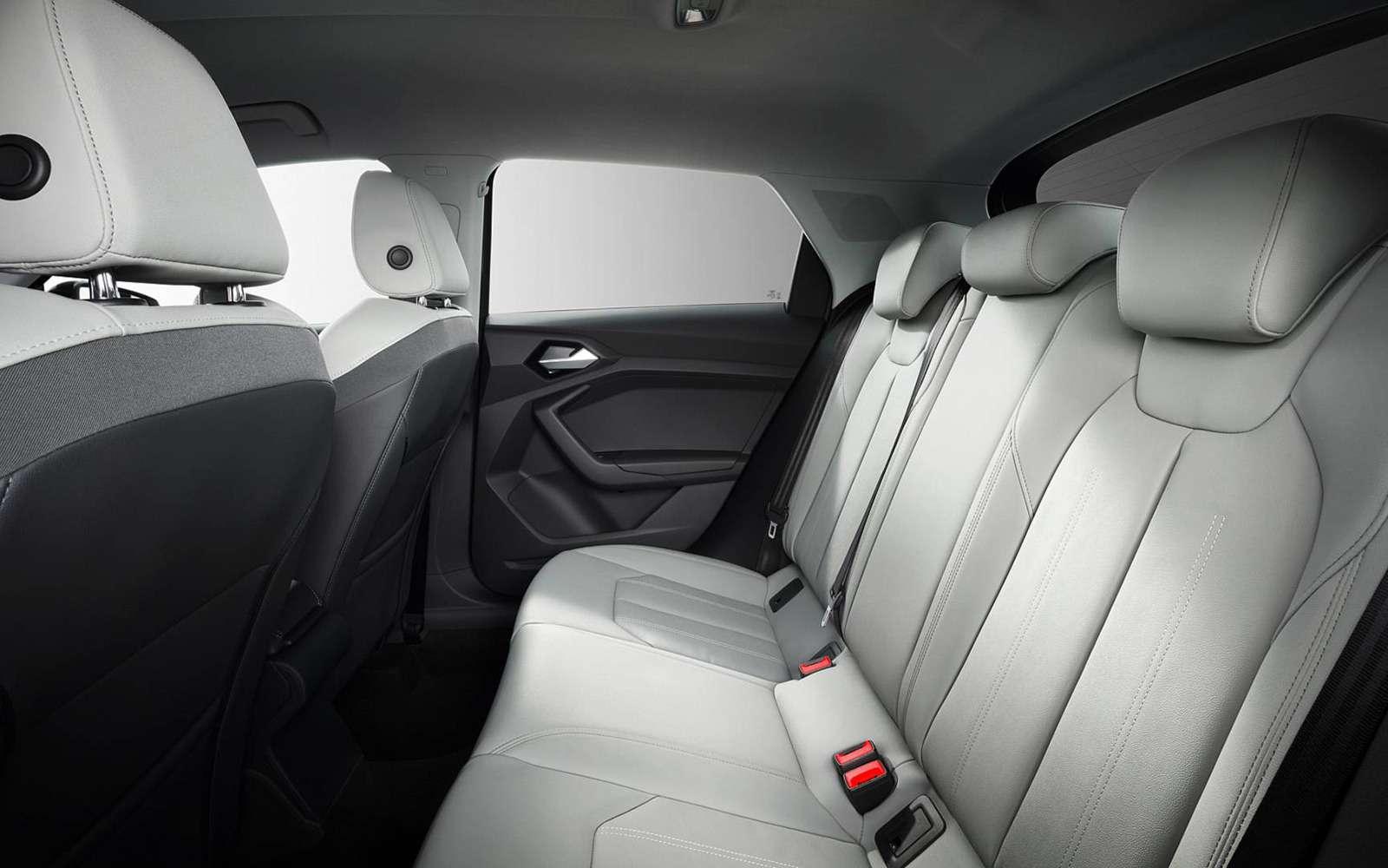 Новый Audi A1: дамский угодник— фото 879965