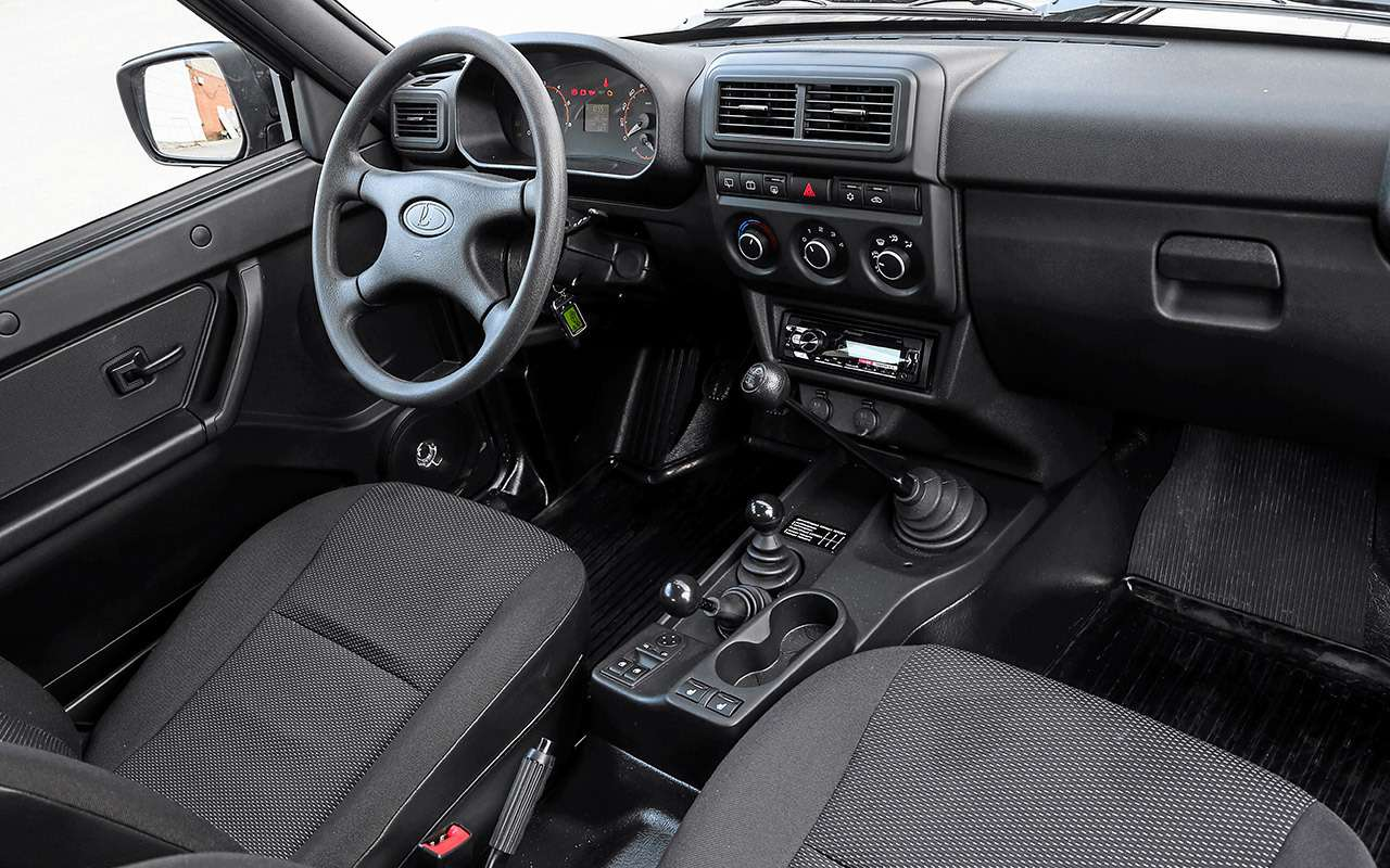 Обновленная Lada 4x4: что вней реально изменилось— фото 1121655