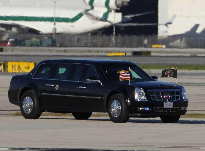 Обама пересадит чиновников наэкомобили