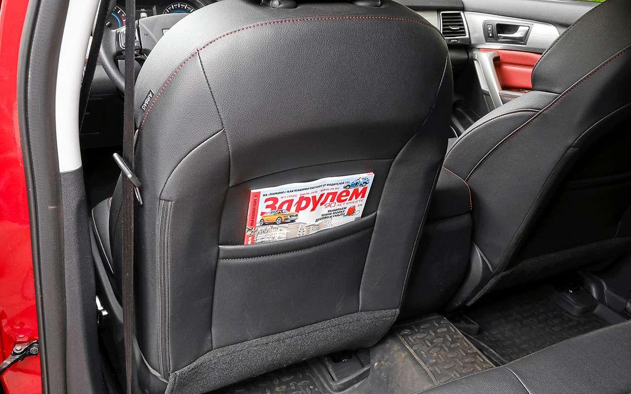 Большой тест кроссоверов: обновленный Ford EcoSport иконкуренты— фото 911223