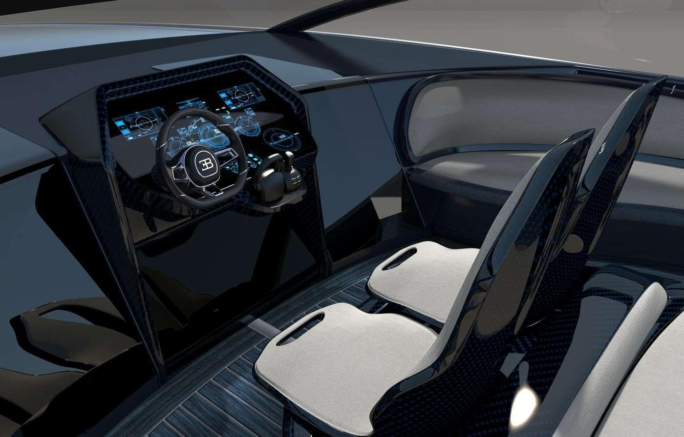 Наволне Широна: подмаркой Bugatti теперь можно купить яхту— фото 720159