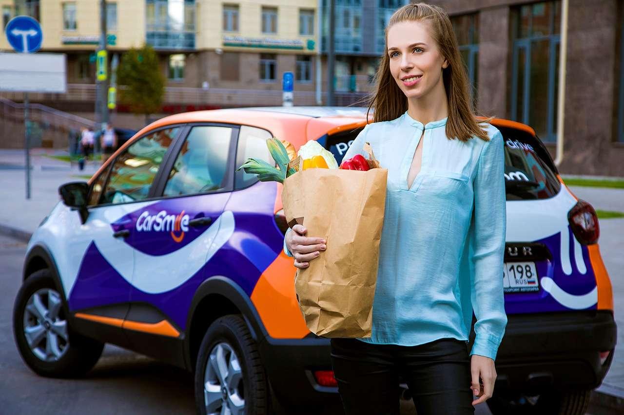 Renault Kaptur поступил наслужбу вкаршеринг Санкт-Петербурга— фото 916398
