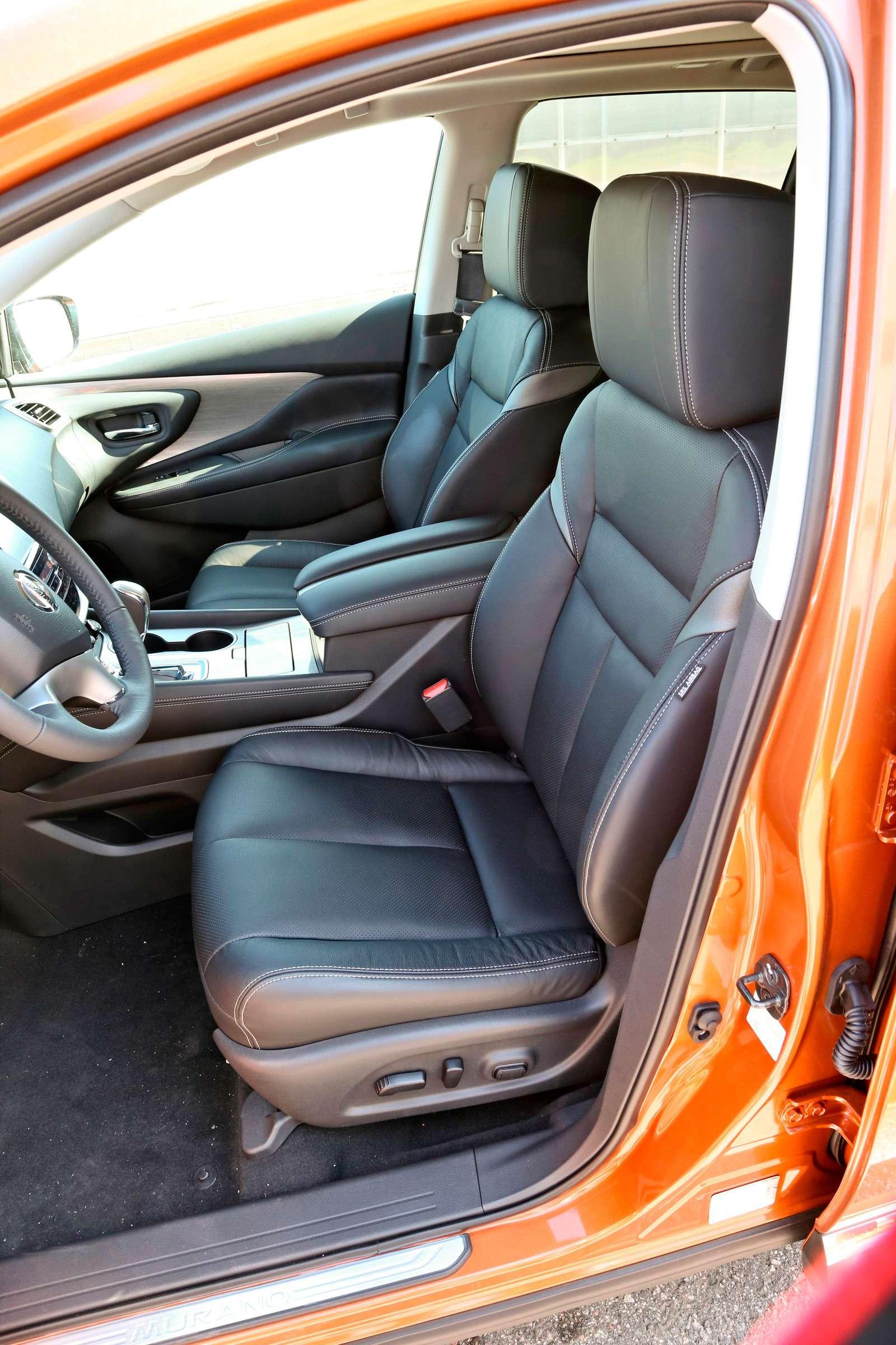 Новый Nissan Murano: мыпоездили нанем первыми!— фото 614160