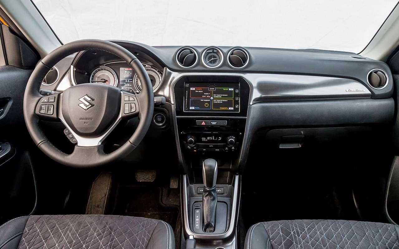 Обновленная Suzuki Vitara: все ееизменения— фото 968516