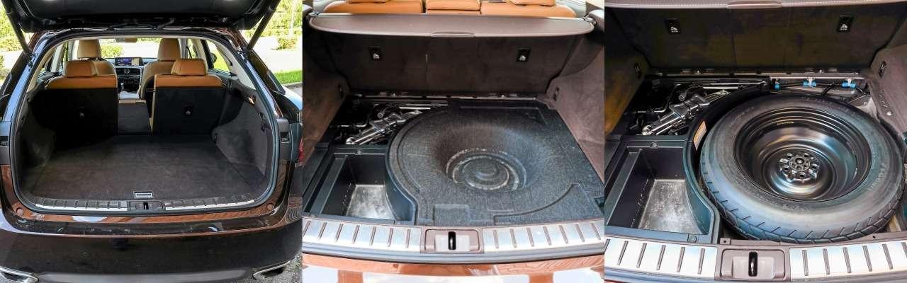 Новый VWTouareg, Land Rover Discovery иLexus RX350: большой тест-драйв— фото 899496
