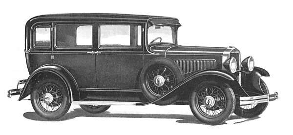 1931 Durant 612