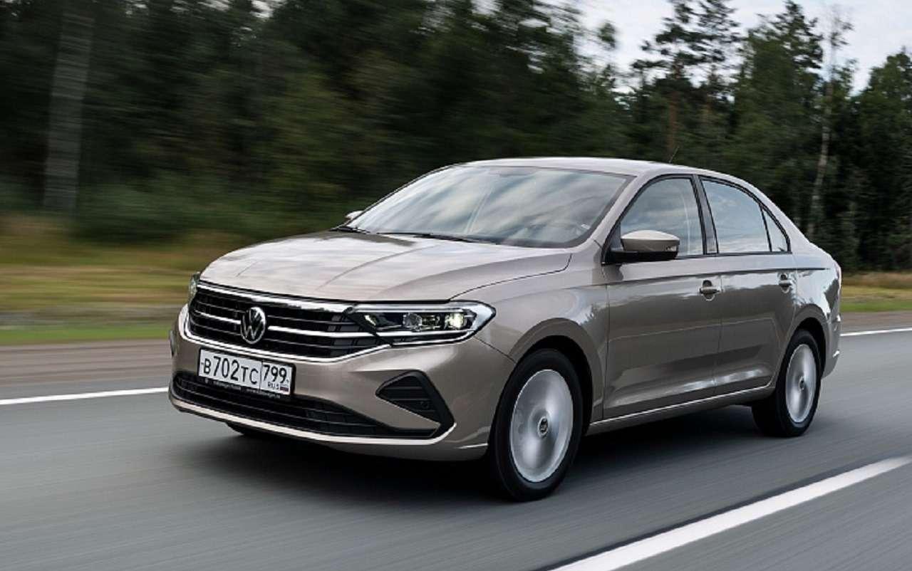 Volkswagen запустил прием заказов наPolo Football Edition— фото 1233118