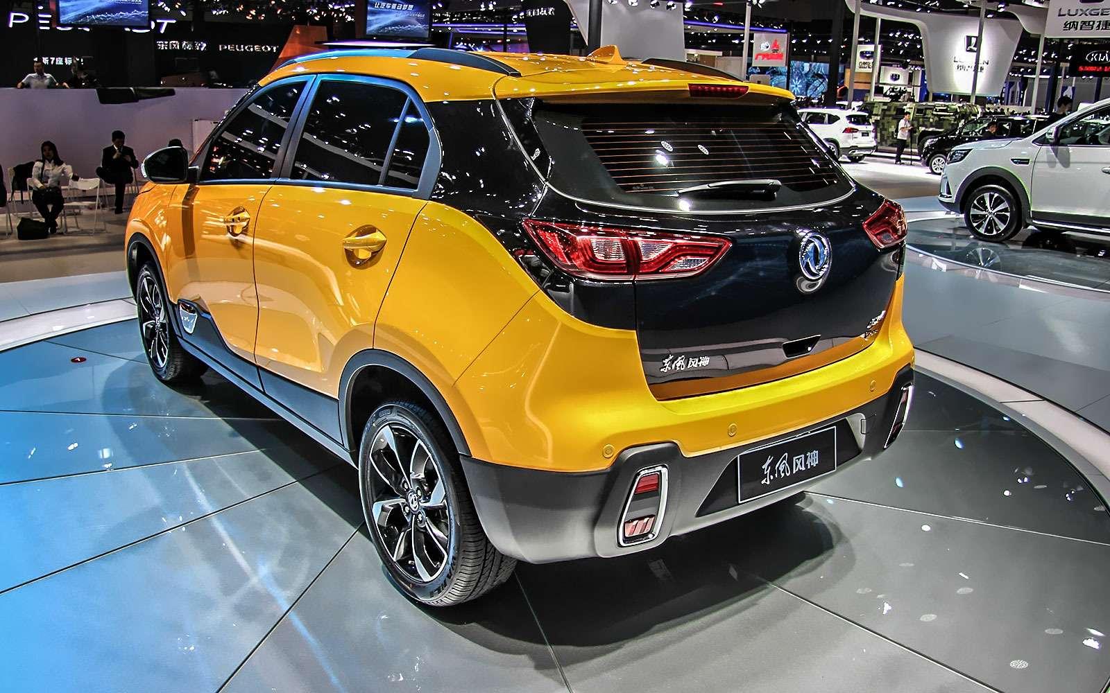 Новый Tiggo 5, будущая Camry идругие: онлайн-трансляция сШанхайского автосалона— фото 739253