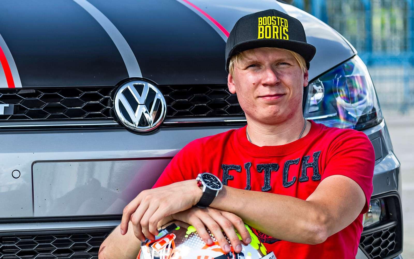 VWPolo GTпротив конкурентов: тест на«Смоленском кольце»— фото 644247