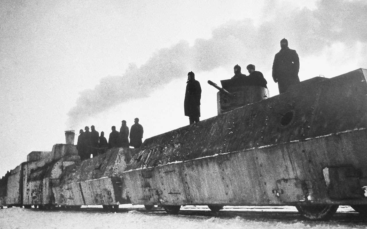 История оружия: как Россия сделала лучшие бронепоезда вмире— фото 983131