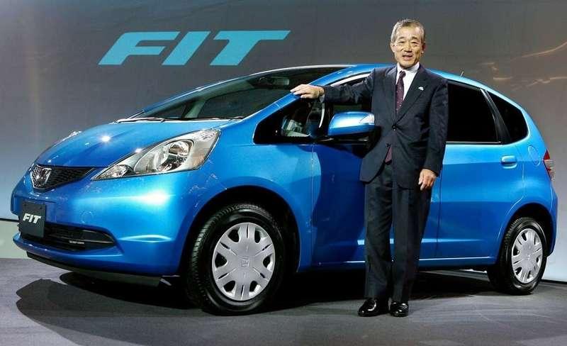 Honda отзывает 700000 автомобилейv