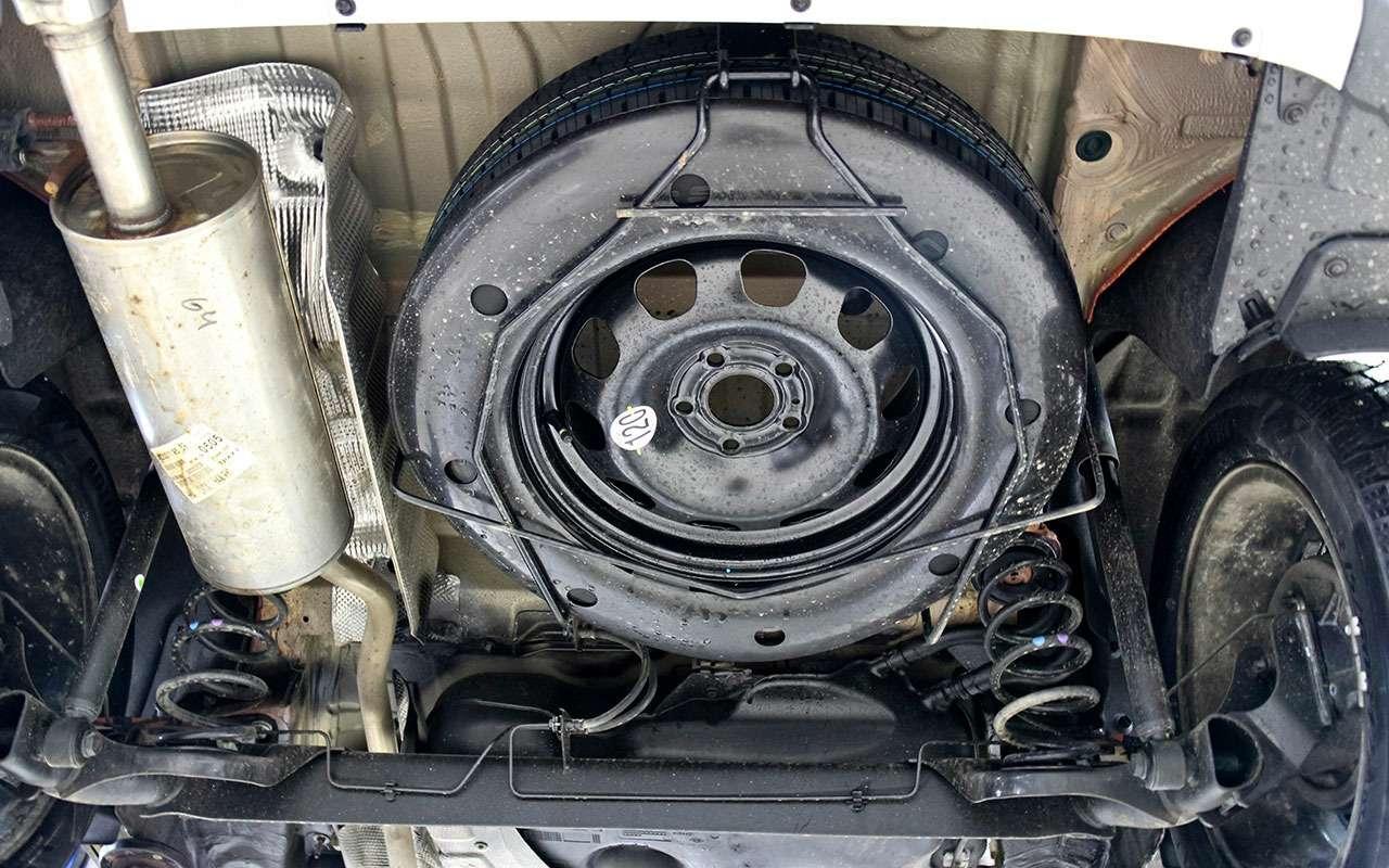 Renault Kaptur— тест-ремонт ЗР— фото 784389