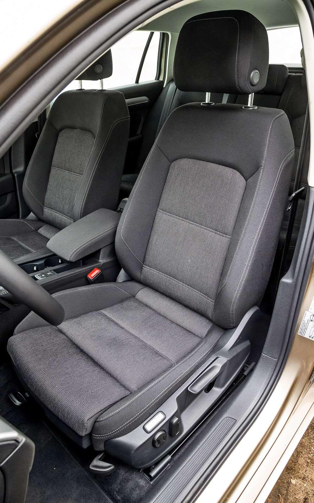 Volkswagen Passat Variant или Alltrack: зачто доплата?— фото 693505