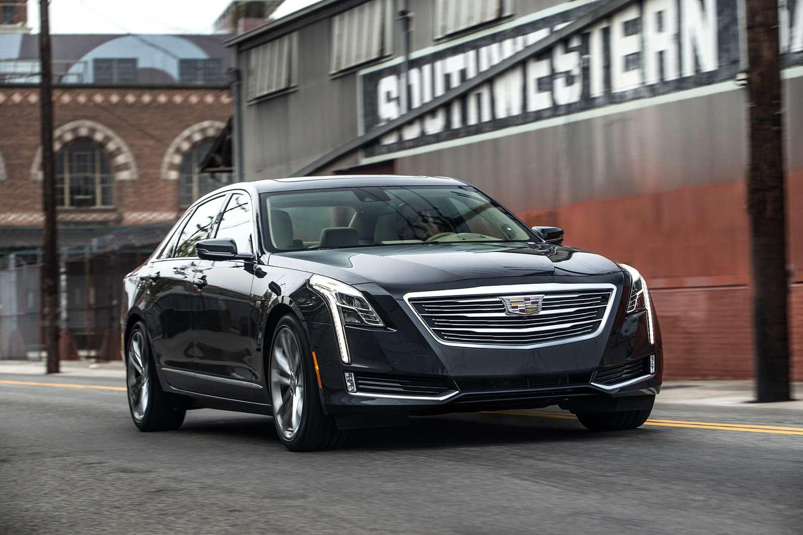 Флагманский седан Cadillac: цены икомплектации вРоссии— фото 823416