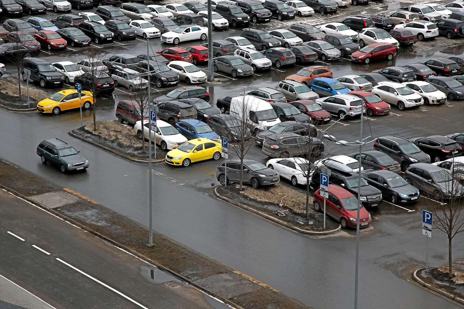 Парковка— дляинвалидов или длялжеинвалидов? Рейд ЗР— фото 585764