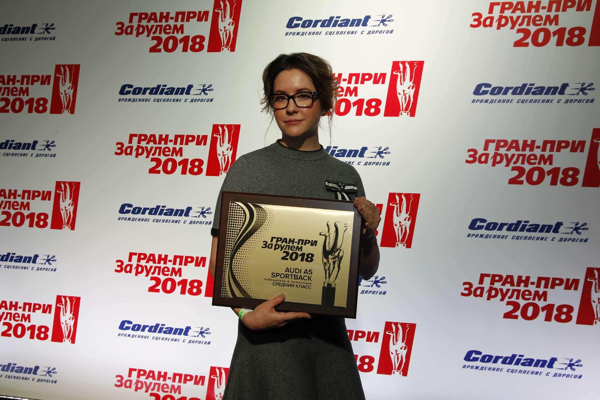 Гран-при «Зарулем»: названы лучшие автоновинки икомпании 2017 года— фото 856029