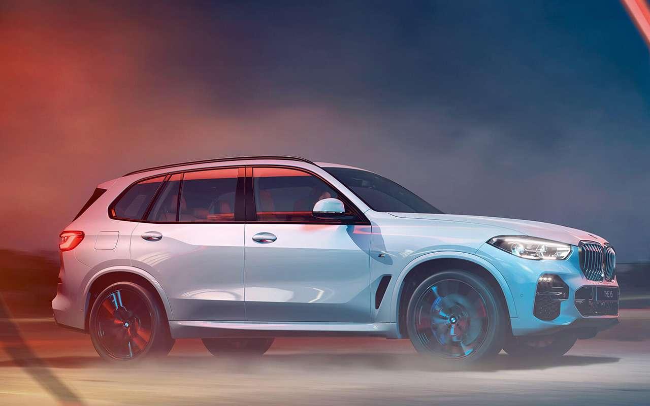 BMWX5(2018-н.в.): глюки, стуки, крены идругие проблемы— фото 1250497