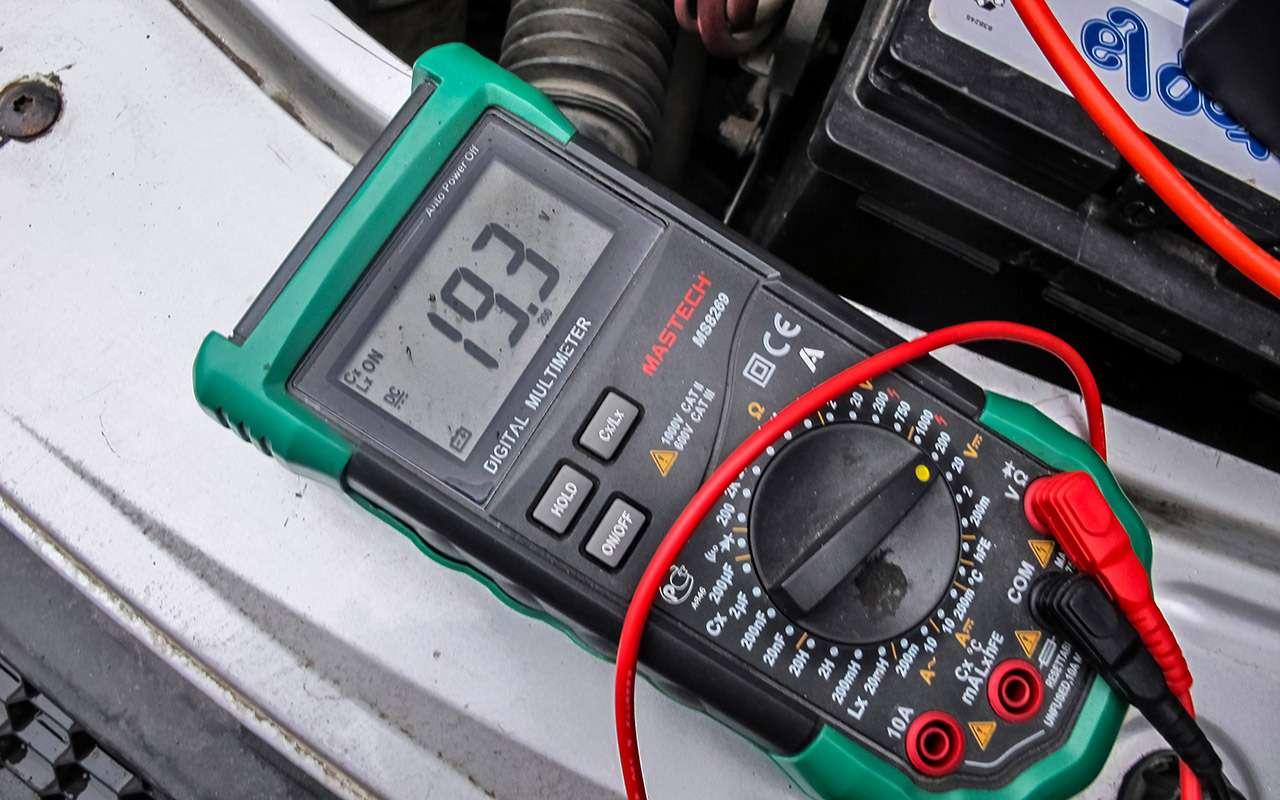 Заводим мотор без аккумулятора— эксперимент «Зарулем»— фото 1220539