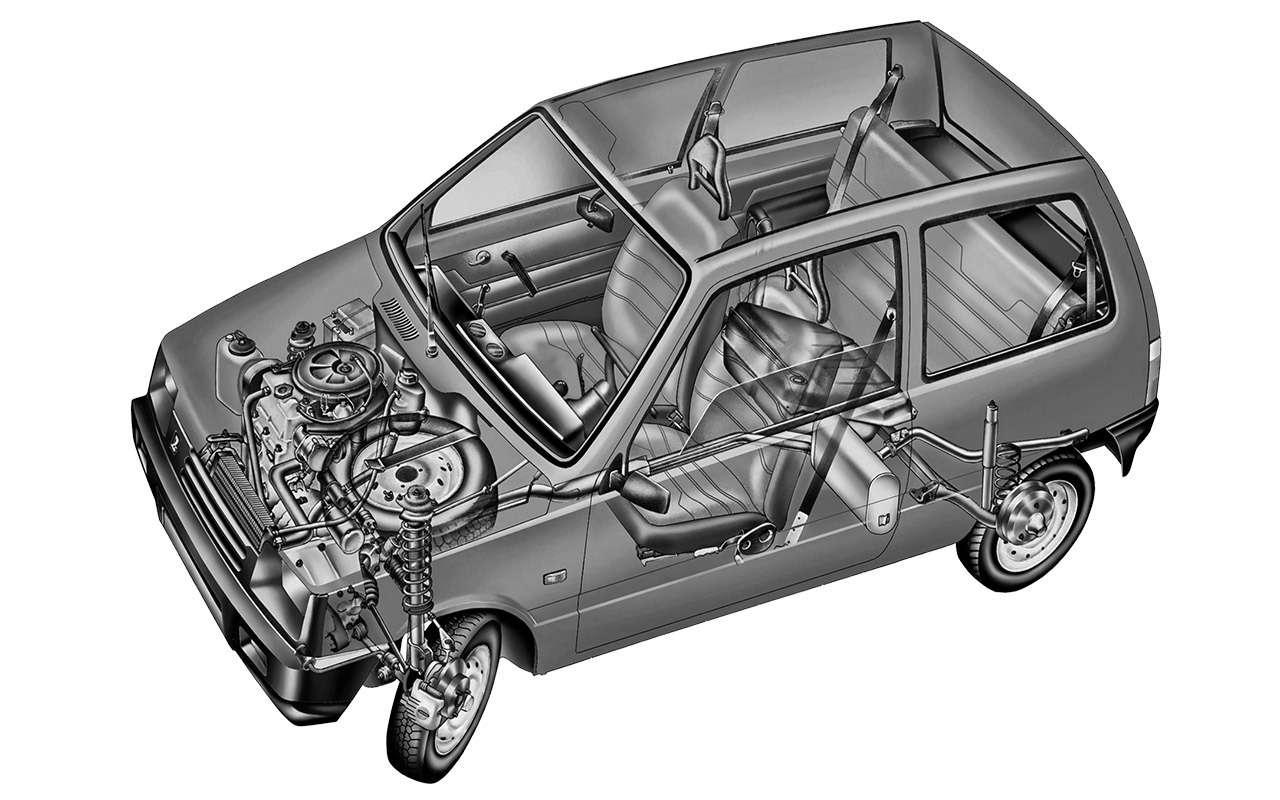 Обновленный Kia Picanto: Ока XXI века— фото 1252316