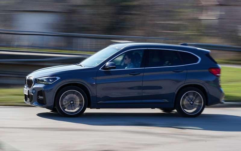 BMWзаморозила цены науже собранные автомобили