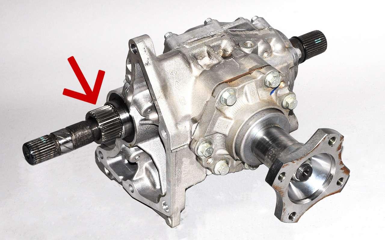 Полный привод кроссоверов Renault иNissan: экспертный разбор «Зарулем»— фото 974277