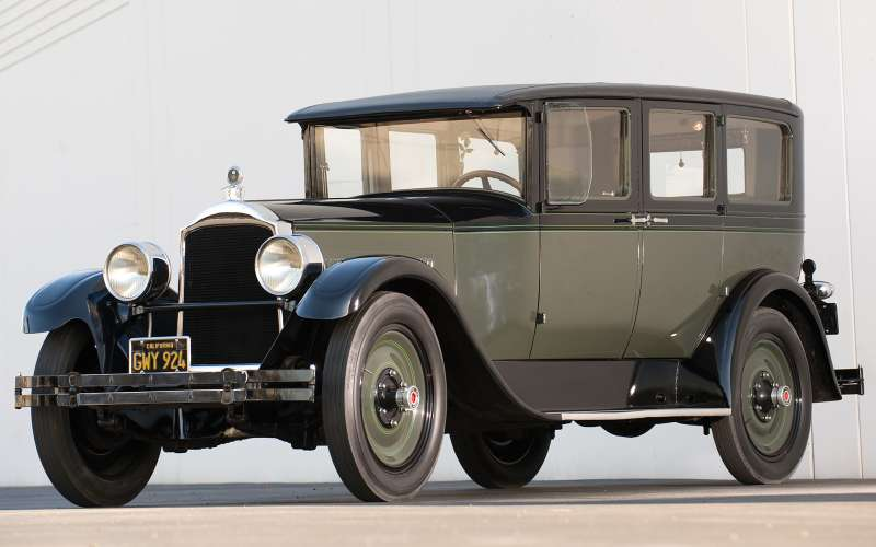 Packard Six, 1927 год