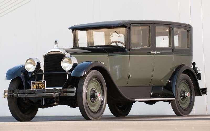 Packard Six, 1927год
