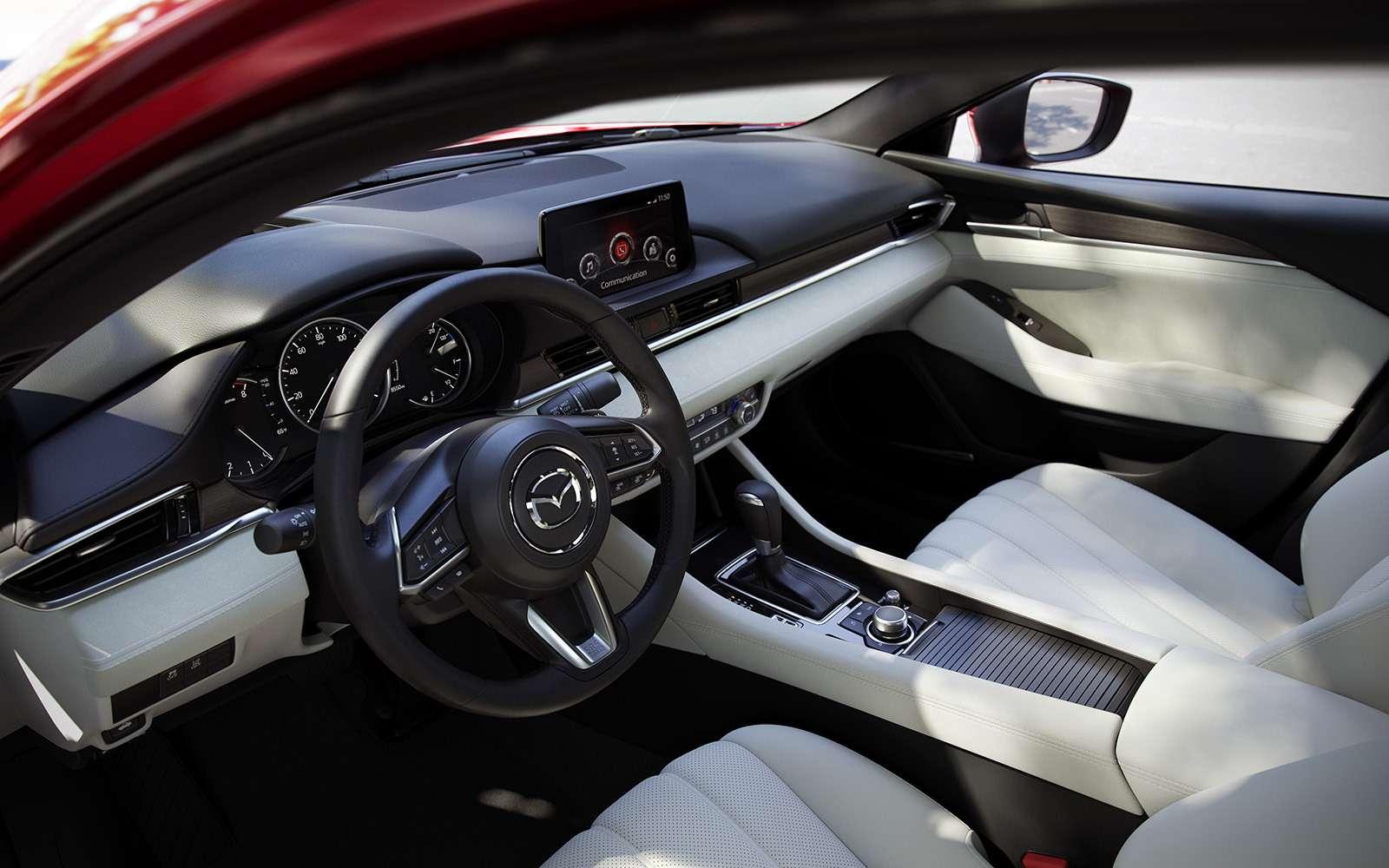 Mazda 6может получить полноприводную версию— фото 834761