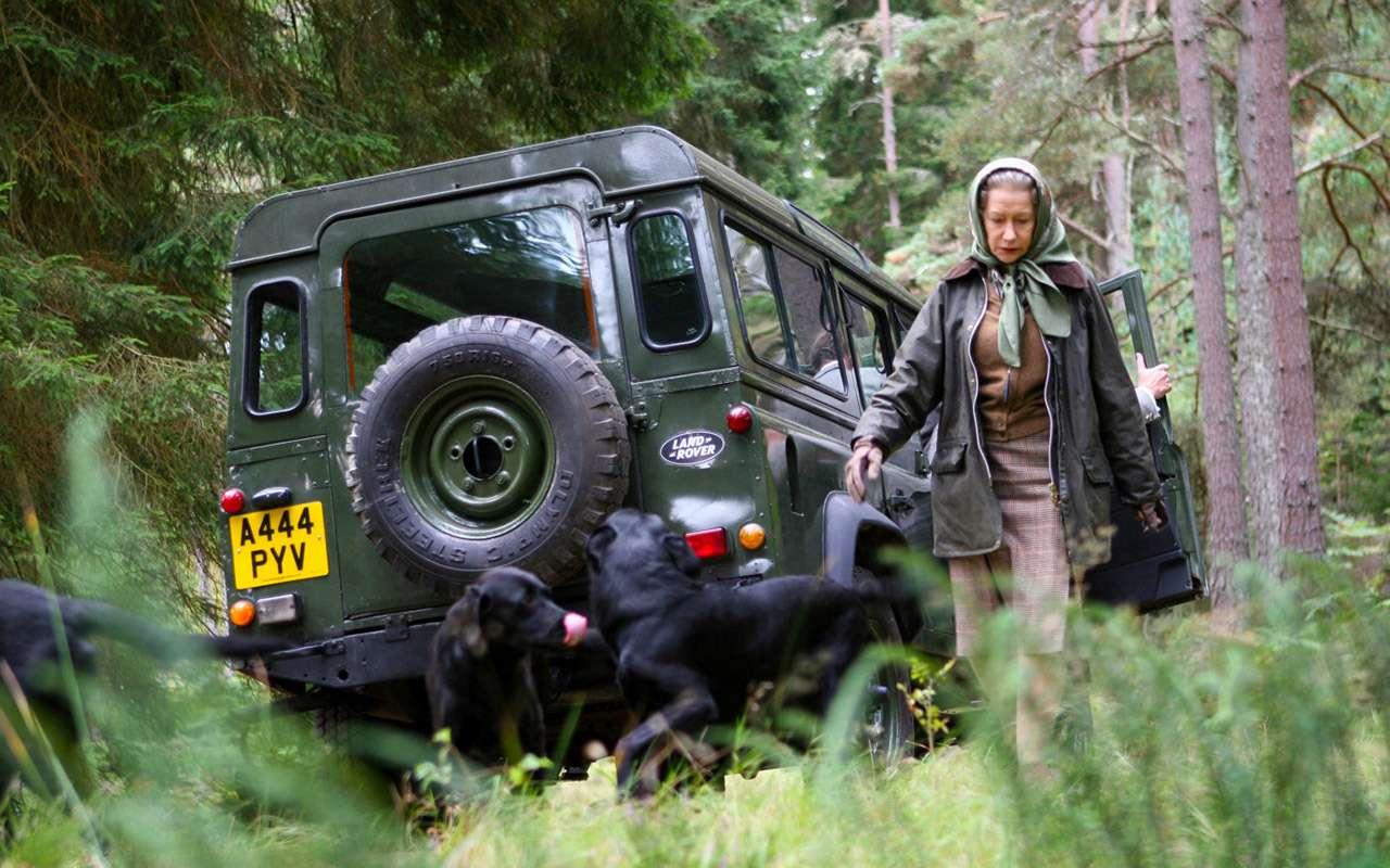 Land Rover Defender: тест сразницей в40лет— фото 1247850