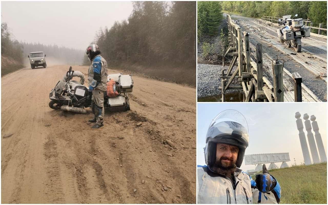 11мест Земли, куда (якобы) не доехать намотоцикле— фото 1197501