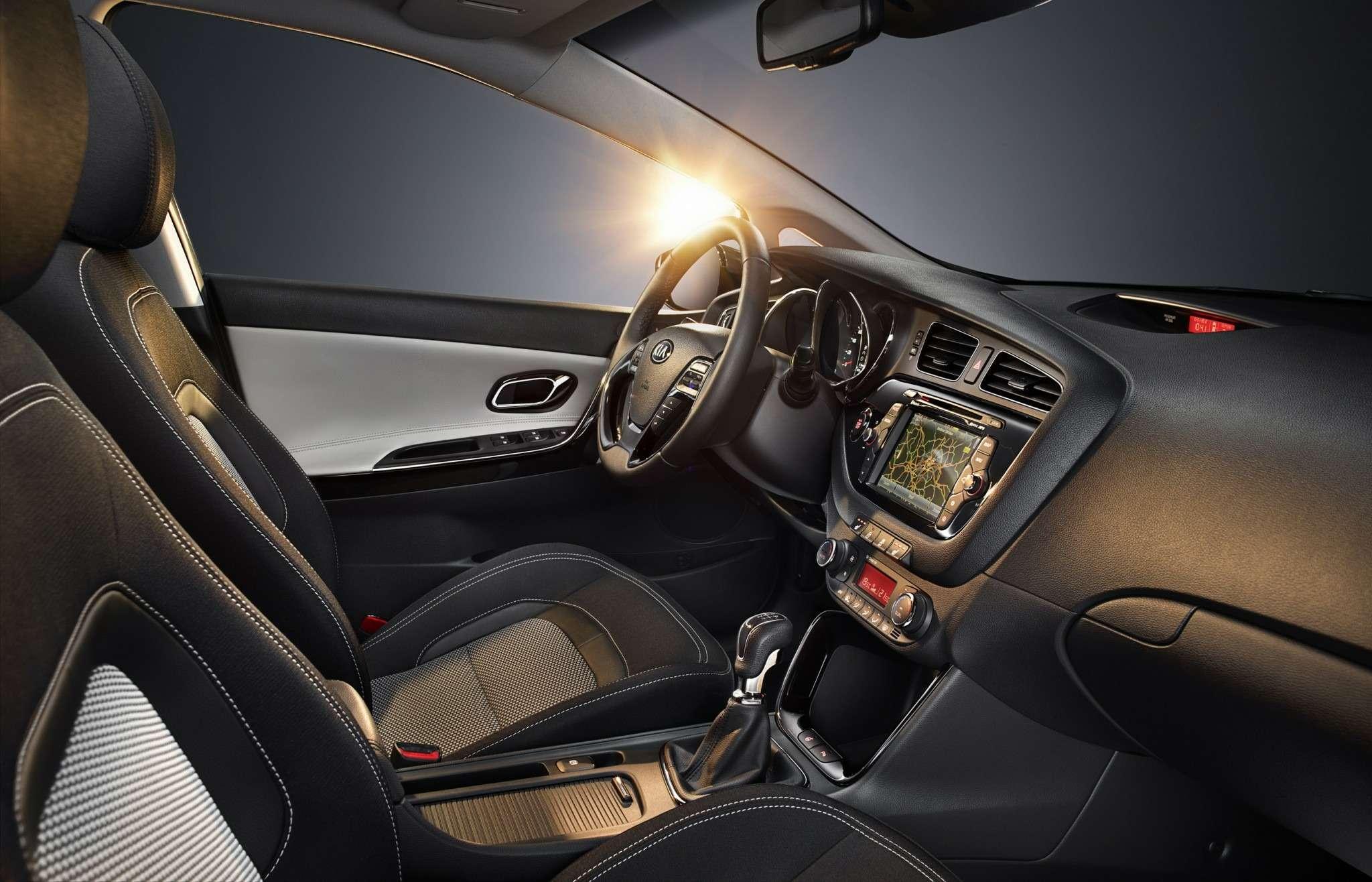 All-new cee'd interior (2)