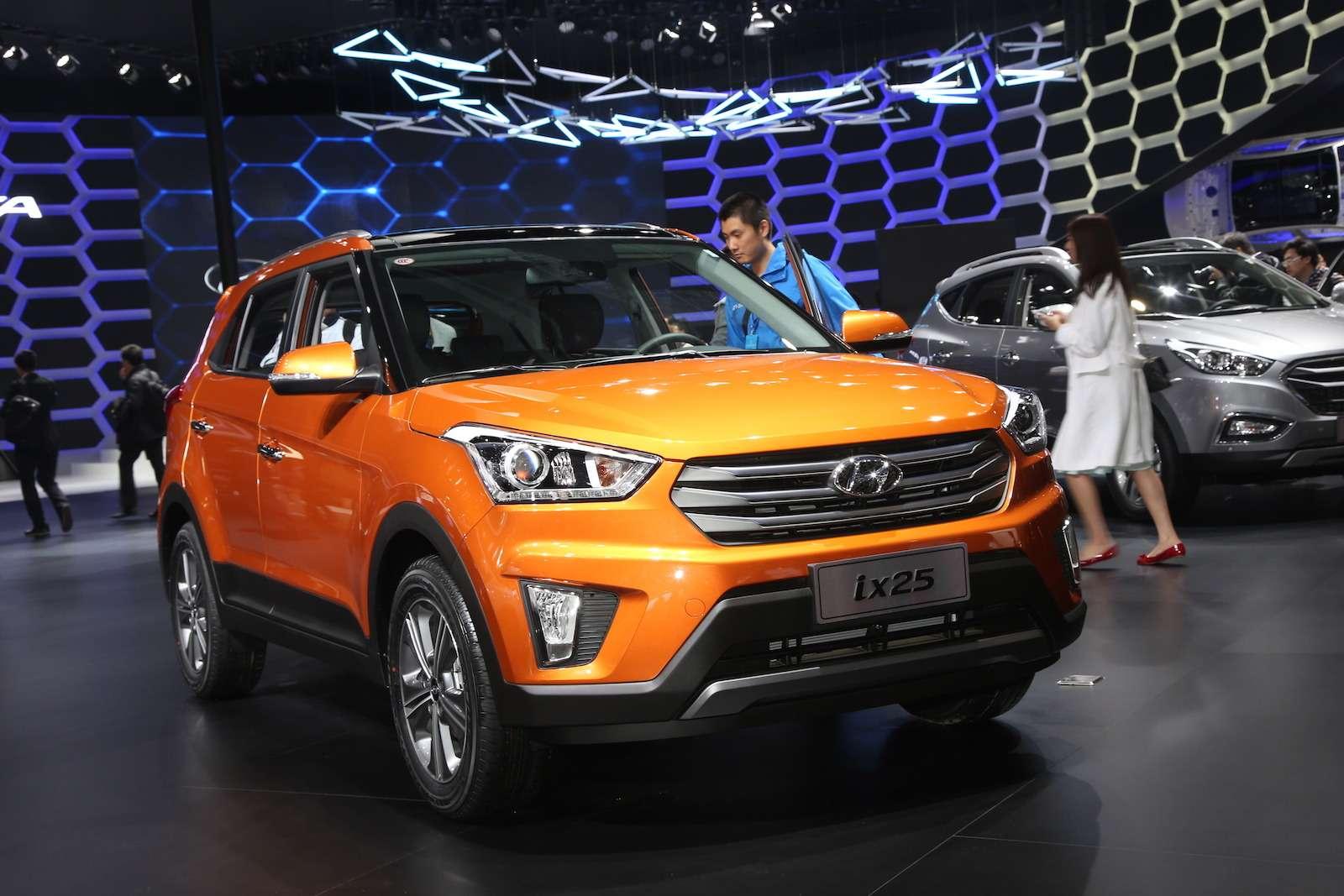 Hyundai IX25