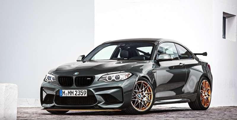 Дело об«улитках»: экстремальный BMW M2получит мотор отM4