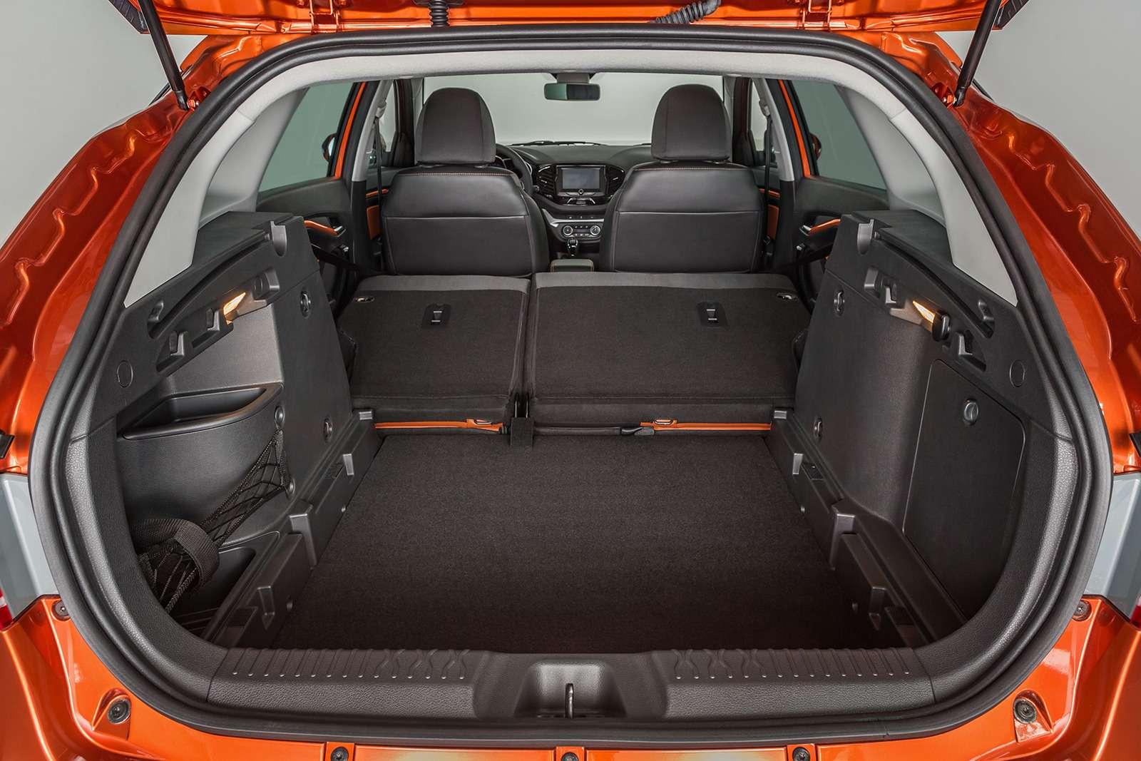 Lada Vesta SWCross итри ееконкурента— фото 807803