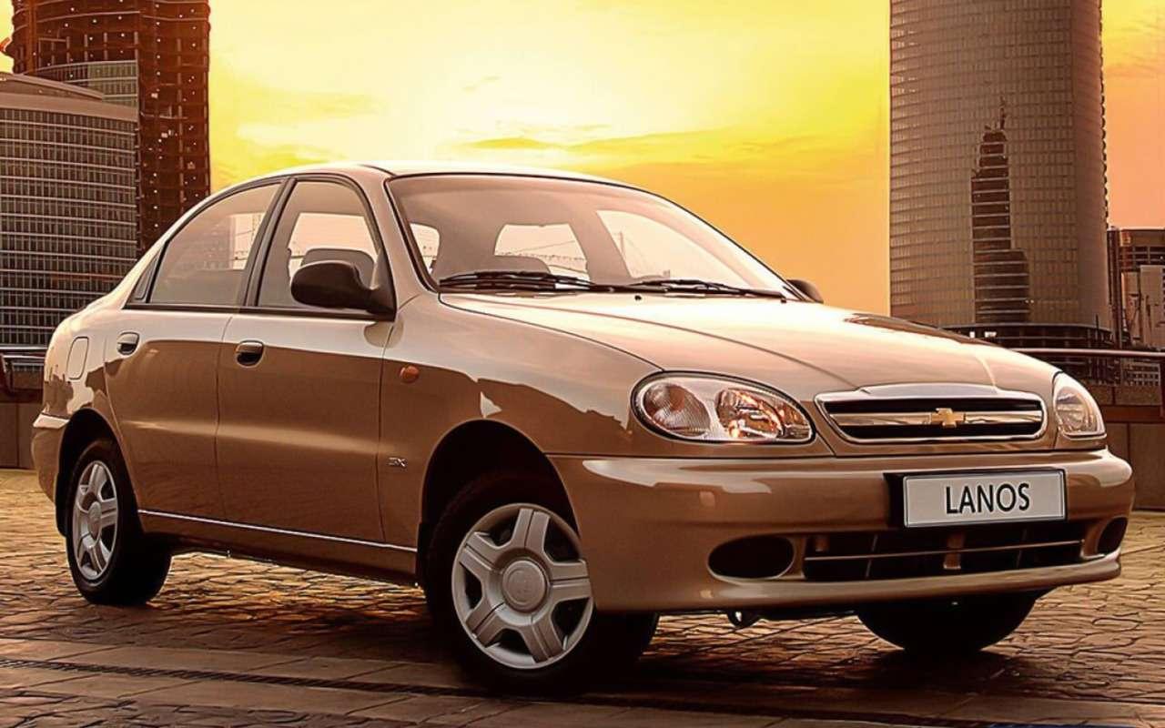 Нормальный автомобиль спробегом иза150000 рублей— это реально— фото 892052