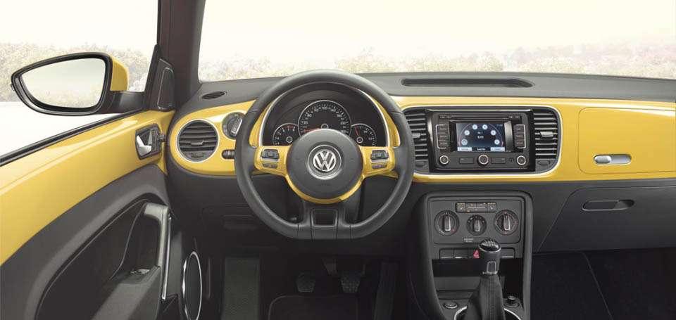 Volkswagen поднял цены на«Жук» — фото 342799