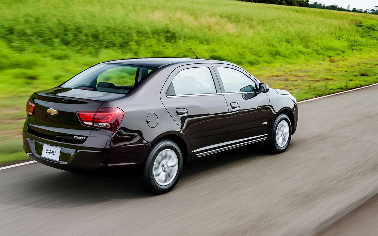 9 крутых моделей Chevrolet, которых не купить вРоссии— фото 904283