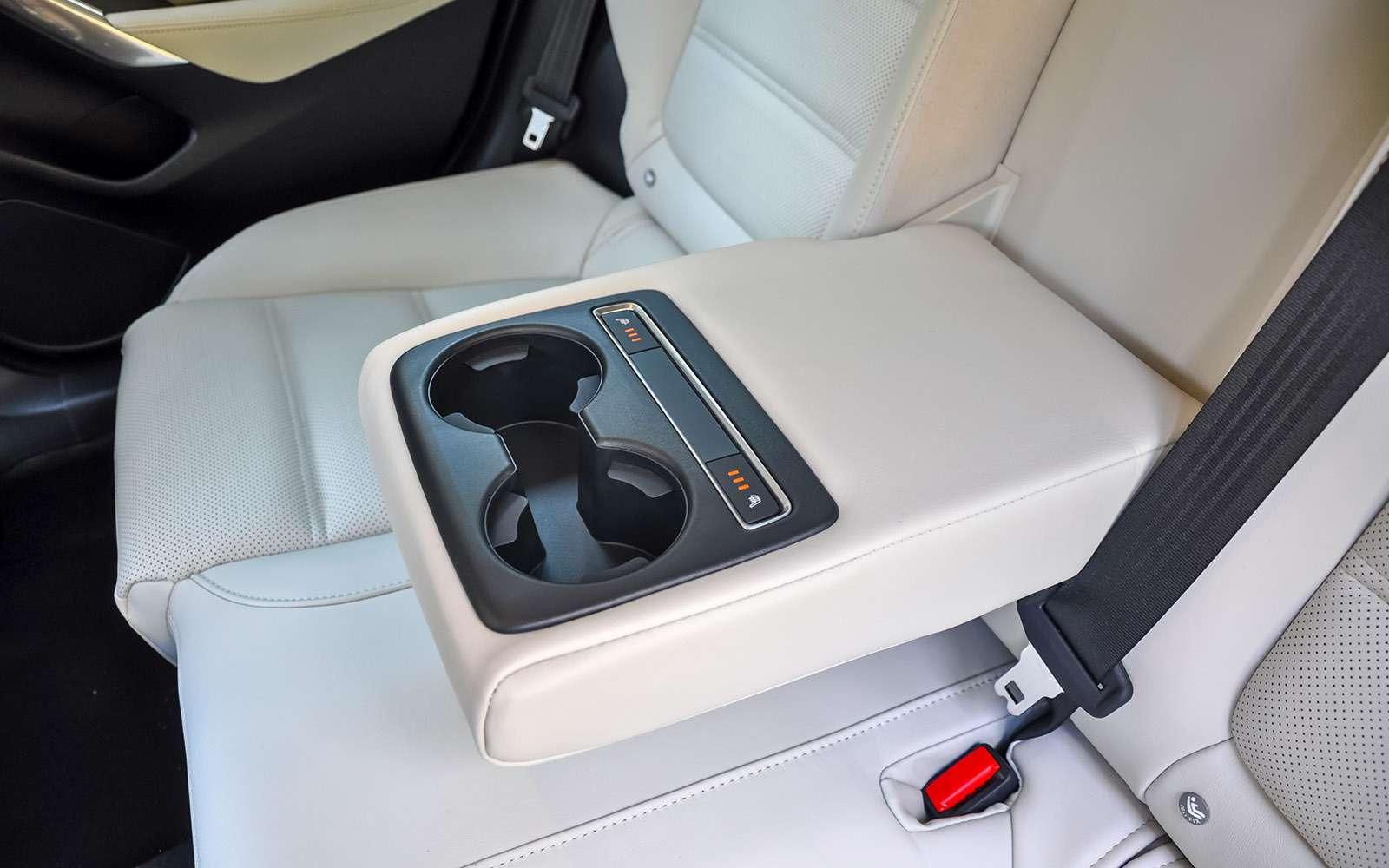 Обновленная Mazda 6: тонкая настройка— фото 657884